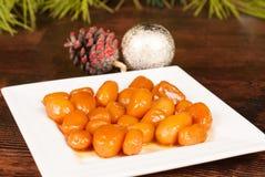 Brunede Kartofler Stock Photos