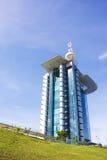 brunei строя самомоднейший офис стоковые изображения