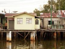 Brunei. Im Stadtzentrum gelegenes Bandar Lizenzfreies Stockbild