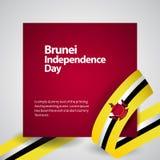 Brunei Independence Day Vector Design Illustration vector illustration