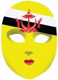 Brunei mask Stock Images