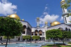 brunei meczet Zdjęcie Royalty Free