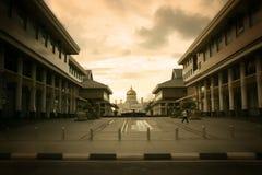Brunei-Moschee 02 Lizenzfreies Stockfoto