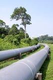 brunei pipelinevatten Royaltyfria Bilder