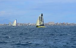 Brunel Volvo Ocean Race Alicante 2017 Royalty Free Stock Images