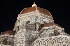 Brunelleschi Dome in Florence Royalty Free Stock Image