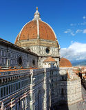 Brunelleschi's Cupola - Florence Dome Stock Image