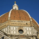 Brunelleschi's Dome, Florence, Italy Royalty Free Stock Images