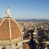 Brunelleschi's Dome, Florence, Italy Royalty Free Stock Photography