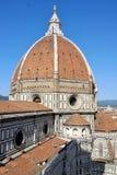 Brunelleschi' s Koepel, Florence, Italië royalty-vrije stock afbeelding
