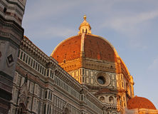 Brunelleschi's Masterpiece Stock Photos