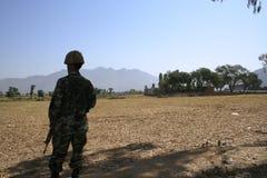 Bruner στο Πακιστάν στοκ φωτογραφία με δικαίωμα ελεύθερης χρήσης