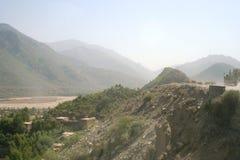 Bruner στο Πακιστάν στοκ εικόνα