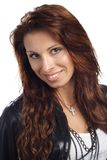 brunet θέτοντας προκλητική γυ&n Στοκ φωτογραφίες με δικαίωμα ελεύθερης χρήσης