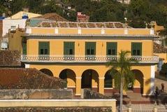 Brunet Palace, Trinidad, Cuba. Brunet Palace in Trinidad, Cuba Stock Photos