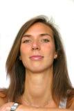 brunetka, Obraz Stock