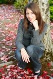 brunetka piękności zdjęcia stock