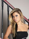 brunetki 22 seksowna kobieta Fotografia Royalty Free
