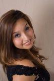 brunetki atrakcyjna kobieta Obraz Royalty Free