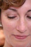 brunetki atrakcyjna kobieta Zdjęcie Royalty Free