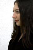 brunetki dziewczyna Fotografia Royalty Free