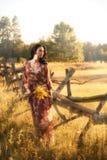 Brunetki dziewczyny zbliżenia portret Zdjęcie Royalty Free