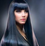 brunetki moda Zdjęcie Stock
