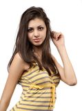 Brunette Royalty Free Stock Images