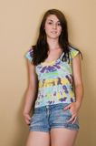 Brunette Stock Photos