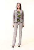 Brunette business executive woman Royalty Free Stock Photography