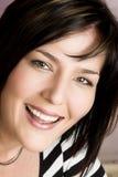 Brunette Female Stock Image