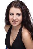 Brunette girl Stock Photography