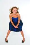 Brunette joven Fotografía de archivo