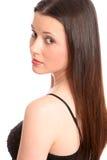 Brunette Lace5 Stock Images