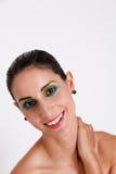 Brunette model. Royalty Free Stock Images