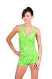 Brunette Woman In a Bikini Royalty Free Stock Image