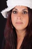 Brunette woman Royalty Free Stock Photo