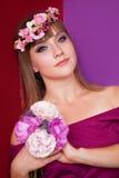 Brunette women Royalty Free Stock Photos