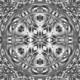 Σχέδιο σύστασης χάλυβα υποβάθρου μετάλλων brunettes απεικόνιση αποθεμάτων