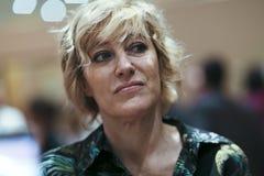 Bruni Tedeschi assiste al ` della baia dell'allentamento del ` Immagini Stock Libere da Diritti