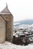 Brunico Castle Royalty Free Stock Image