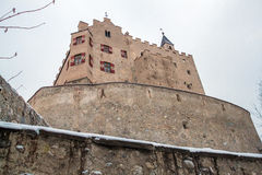 Brunico Castle Stock Photos