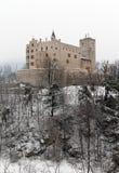 Brunico Castle Stock Photo