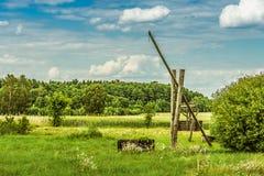 Brunn som pajen Fotografering för Bildbyråer