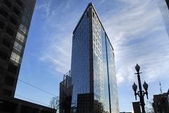 Brunnar Fargo Building i Salt Lake City Royaltyfria Bilder