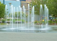 Brunnen Lizenzfreie Stockfotos