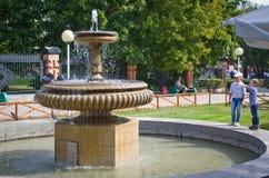 Brunnen Lizenzfreie Stockbilder