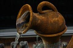 Brunnen Stockbild