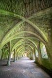 Brunnen Abbey North Yorkshire Stockbilder