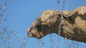 Brunnen in Andalusien, Spanien Stockbild
